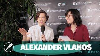 Interview Alexander Vlahos — Versailles