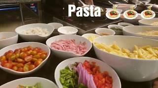 Vlog Part2 Pullman Mazagan فكرة لقضاء عطلة رائعة مع العائلة  بحر، مسبح، العاب، ملاهي للأطفال، اكل...