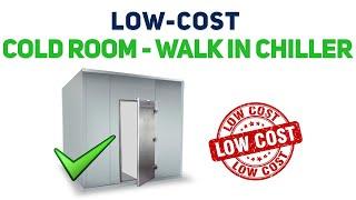 Low cost cold storages & walk-in-chillers in UAE, Saudi, Qatar, Oman, Bahrain, Kuwait