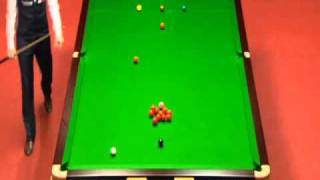 Mark Selby's Awful Miscue And Fantastic Long Pot (2010 UK Championship)