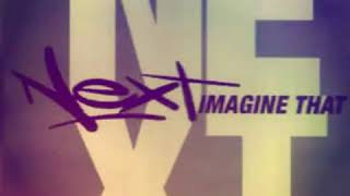 Next imagine that [slowed down by Melody Wager]