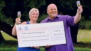 İngiliz çifte 190 milyon Euro
