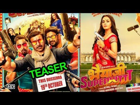 Sunny Deol-Preity Zinta 'Bhaiaji Superhit' TEASER out