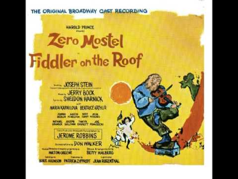 Fiddler on the Roof -  Full Album