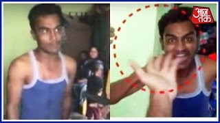 Wanted Criminal Threaten To Commit Suicide After Cops Try Arresting Him In Hyderabad