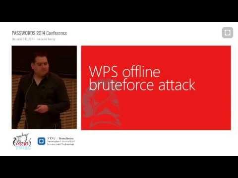 Xxx Mp4 WPS Wifi Insecurity Dominique Bongard NTNU OpenVideo 3gp Sex