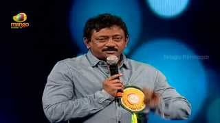 I hate Mohan Babu but he is my only friend says RGV @ Rowdy Audio Launch