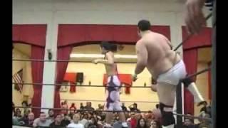 ICW Former WWE Superstars The Demolition vs Maximus Sex Power & Pinkie Sanchez