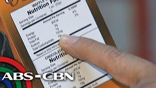 Failon Ngayon: Proposed excise taxes on salty and sweetened products
