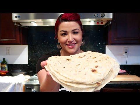 How to make The Best Flour Tortillas Grandma Views Recipe