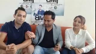 LIVE INTERVIEW - ANKIT DHAKAL / BARSHA KARMACHARYA - OSnepal | Sbabu Productions