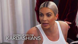 "KUWTK   Kim Kardashian to Kourt: ""You're the Least Interesting to Look At""   E!"