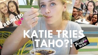 CANADIAN TRIES FILIPINO FOOD | Jaenna Cali
