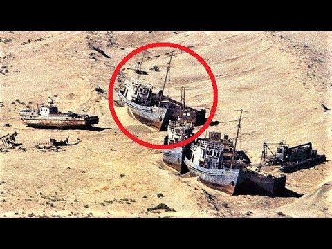 19 Most Famous Shipwrecks