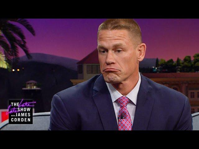 John Cena Kind of Enjoyed The Rock's Insults
