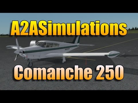 Xxx Mp4 A2A COMANCHE 250 FIRST IMPRESSIONS 3gp Sex