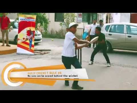 UC BROWSER GULLY CRICKET 2015