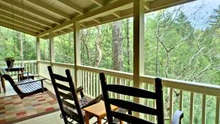 Cascading Waters Ellijay River Front Vacation Rental Envision Virtual Tours HD Video
