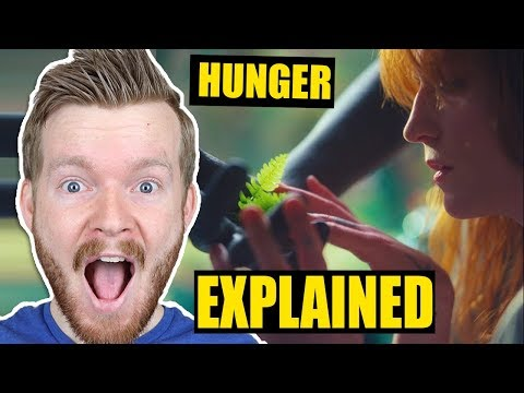 """""""Hunger"""" by Florence + The Machine Is SUPER DEEP   Lyrics Explained"""