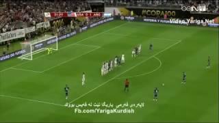 Best gol in copa amirika