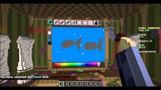 Minecraft Pixel Painters