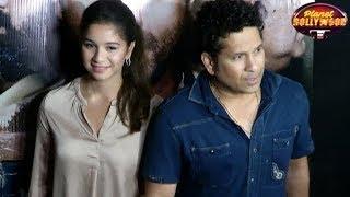 Aamir Khan To Launch Sachin Tendulkar's Daughter Sara Tendulkar? | Bollywood News