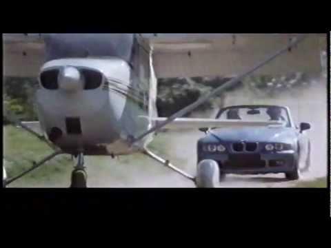 BMW Z3 Werbung mit James Bond 1995