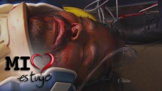 Mi Corazón es Tuyo | Diego tiene un accidente y sufre un paro cardíaco