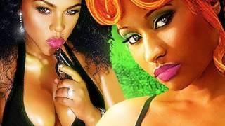 Lil Kim vs Nicki Minaj 'Barbie Battlegrounds' | VERSUS Series