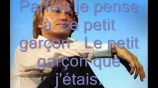 CLAUDE FRANCOIS  -donna donna