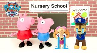 Baby Paw Patrol Peppa Pig Nursery Rhymes English Episodes Play Doh Rare LOL Surprise lil Sisters