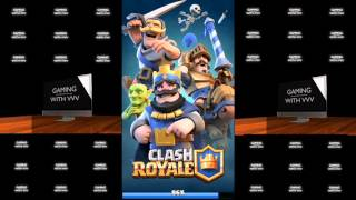 Let's PLay Clash Royale Ep 1: THE BASICS!