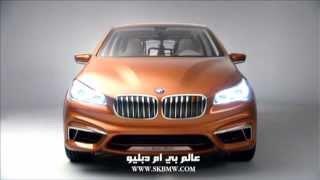 The BMW Concept Active Tourer -  بي ام دبليو اكتيف تورر 2014