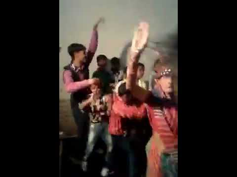 indian old woman dance