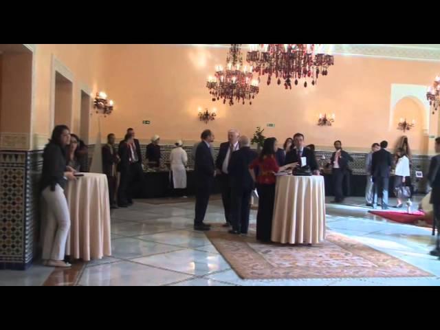 3è édition du Forum ''Dialogues de l'Atlantique'' à Marrakech