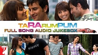 Ta Ra Rum Pum Full Song Audio Jukebox | Vishal & Shekhar | Saif Ali Khan | Rani Mukerji