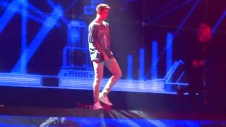 Justin Bieber - As Long As You Love Me - Purpose Tour Sheffield Arena 2016