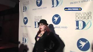 EXCLUSIVE: Kristen Vangsness on Red Carpet at Divine Design