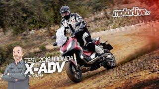 HONDA X ADV 2018   TEST 2018