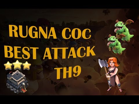 Xxx Mp4 Clash Of Clans TH9 Vaby Drag 3 STARS ATTACK Luca 3gp Sex