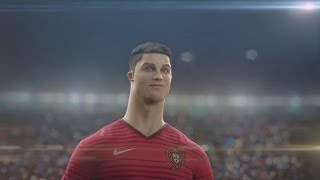 Nike Football: The Last Game - Animated Movie ft. Ronaldo, Neymar Jr, Rooney, Zlatan, Iniesta & more