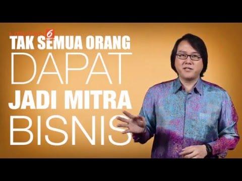CARA CERMAT PILIH REKAN BISNIS YANG TEPAT - Business Training Jakarta BeBrightEvent.com
