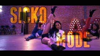 Sicko Mode   Travis Scott featuring Drake   Aliya Janell Choreography   Queens N Lettos