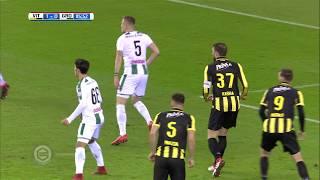 Samenvatting Vitesse - FC Groningen (02-02-2018)