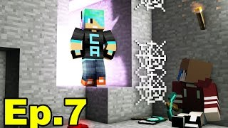A Minecraft Survival Adventure Series / Episode 07/ I Hate Cave Spiders!