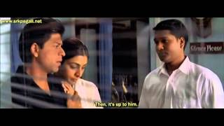 Shah Rukh Khan in the movie
