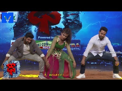 Xxx Mp4 Jr NTR And Aqsa Khan Awesome Dance Performance Promo DHEE 10 Grand Finale Promo 18th July 2018 3gp Sex