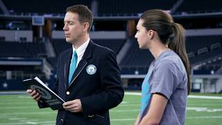 Indi Cowie's Guinness World Record Experience with AT&T