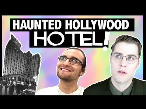 Xxx Mp4 STAYING IN A HAUNTED HOTEL With DREW MONSON 3gp Sex
