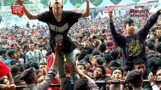 OUTRIGHT ( Part.1 ) Live at HELLPRINT - MONSTER OF NOISE 2